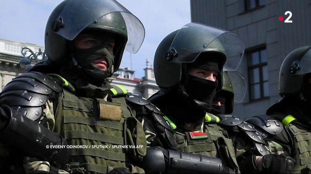 Photo hebdo : les protestations continuent en Biélorussie