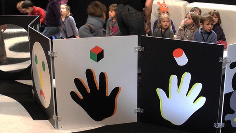 Le Pôle Petite enfance au Salon du Livre et de la Presse Jeunesse à Montreuil  (Laurence Houot / Culturebox)