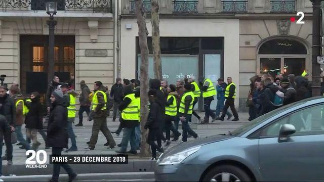 """""""Gilets jaunes"""" : à quoi s'attendre samedi 5 janvier ?"""