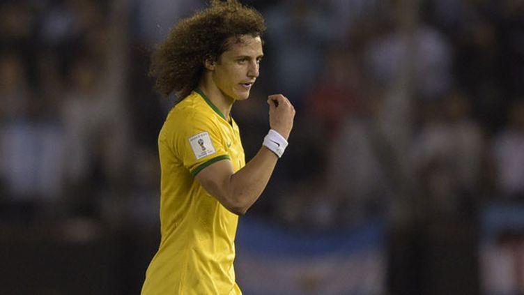 Le défenseur brésilien David Luiz