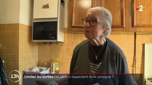 Coronavirus : les seniors respectent-ils la consigne ?