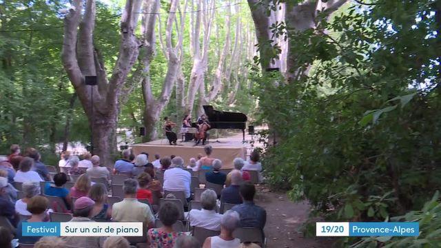 41e édition du festival international de piano de La Roque-d'Anthéron
