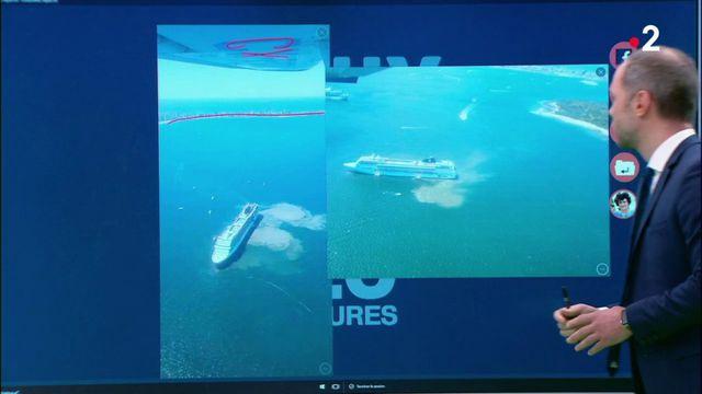 Faux et usage de faux : le bateau rejetait-il des déchets ?