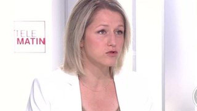 """Les 4 Vérités - Barbara Pompili : """"la question du tout-nucléaire est très dangereuse pour la France"""""""