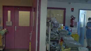 Coronavirus : l'hôpital de Compiègne se prépare à une seconde vague  (France 3)