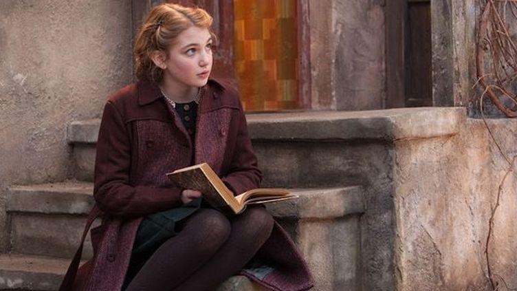 """Sophie Nelisse dans """"La Voleuse de livres"""" deBrian Percival  (20th Century Fox)"""