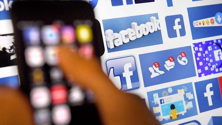 Les réseaux sociaux sont une source informative sur votre style de vie. (illustration). (JEREMIE FULLERINGER / MAXPPP)