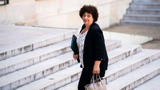 La ministre de l'Enseignement supérieur Frédérique Vidal à l'Elysée, le 7 juillet 2020. (XOSE BOUZAS / HANS LUCAS / AFP)