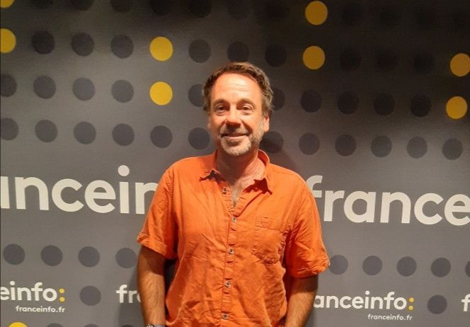 Michel Bussi (C. RIBAULT CAILLOL / RADIO FRANCE)