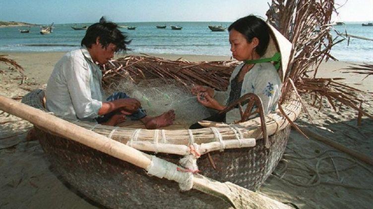 Pêcheurs vietnamiens (AFP/STR)
