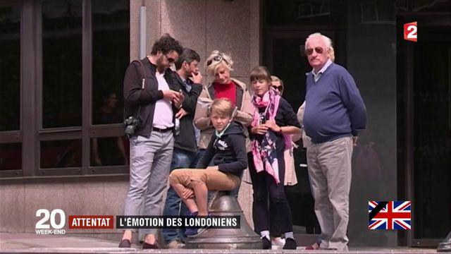 Londres : l'attentat dans tous les esprits