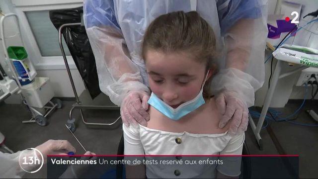 Coronavirus : le seul centre de dépistage pour enfants se trouve à Valencienne