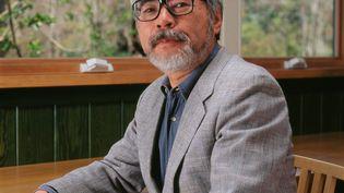 Hayao Miyazaki, en 2009 au Japon. (KOBAL / THE PICTURE DESK / AFP)