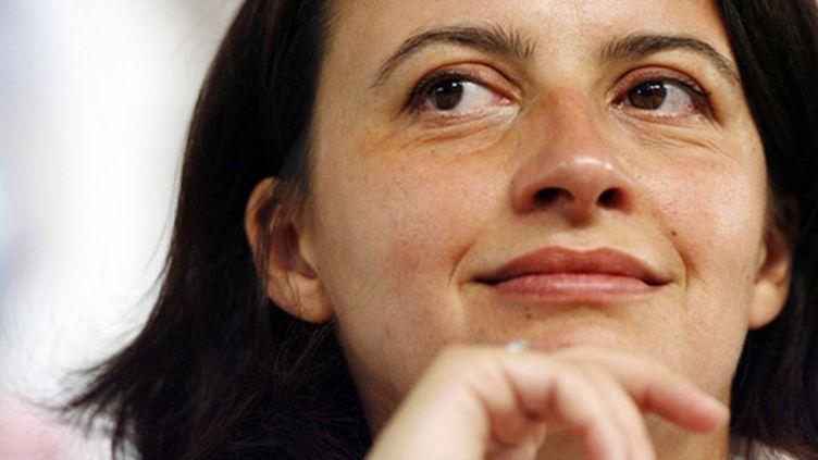 Cécile Duflot, secrétaire national d'europe Ecologie-Les Verts depusi 2006.
