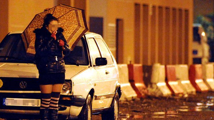 (La prostitution a été interdite dans cinq quartiers de la ville de Toulouse. © MaxPPP / Thierry Bordas)