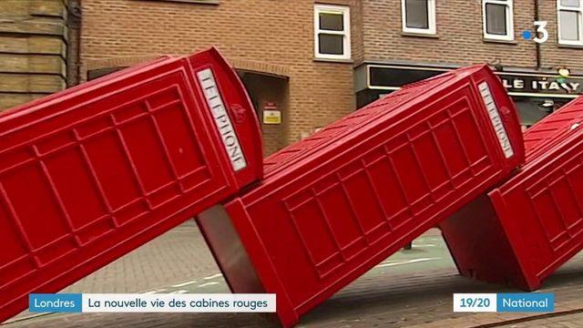 Londres : que deviennent les iconiques cabines téléphoniques rouges ?