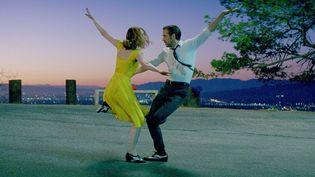 "Emma Stone et Ryan Gosling dans ""La La Land"" de Damien Chazelle  (SND)"
