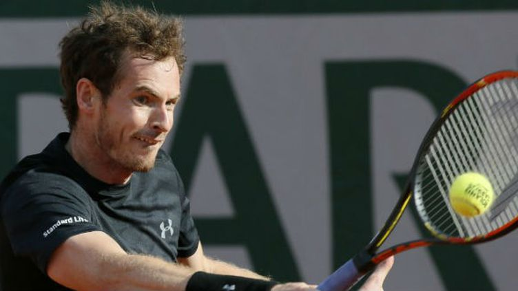 L'Ecossais Andy Murray