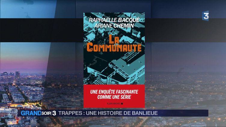 La couverture du livre La Communauté (France 3)