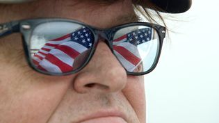 """Michael Moore dans """"Where to Invade Next""""  (Dog Eat Dog Film)"""
