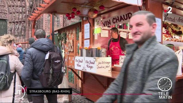 Strasbourg : le tourisme en baisse à cause de la grève