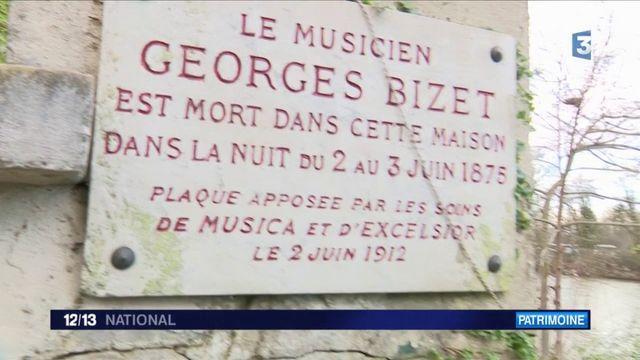 Yvelines : le passé prestigieux de la maison de Georges Bizet