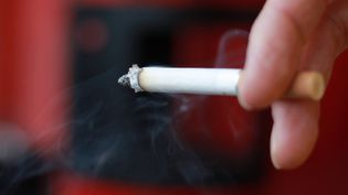 La consommation de tabac en Grèce (COTTEREAU FABIEN / MAXPPP)