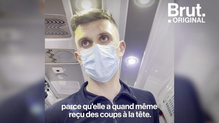 VIDEO. Une journée en immersion avec les pompiers de la caserne d'Avignon (BRUT)