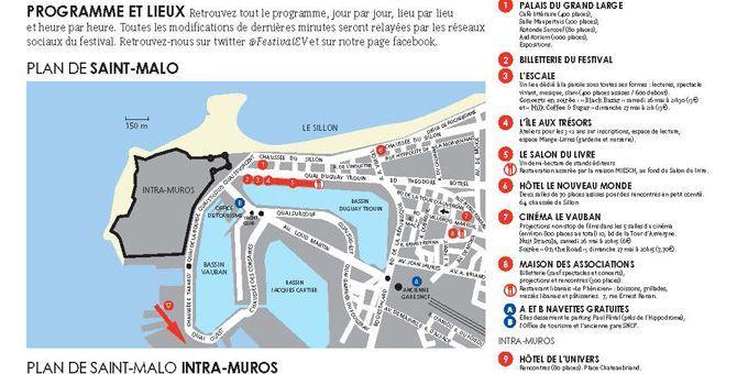 Plan de Saint Malo  (DR)