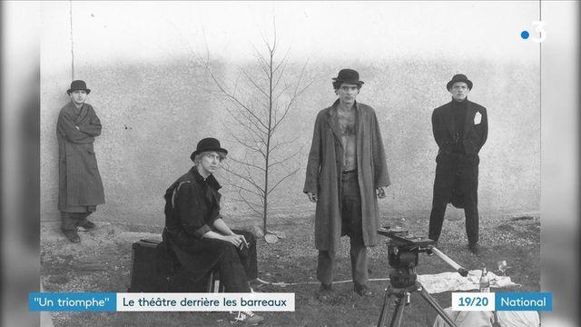 """Cinéma : """"Un Triomphe"""", le théâtre derrière les barreaux"""