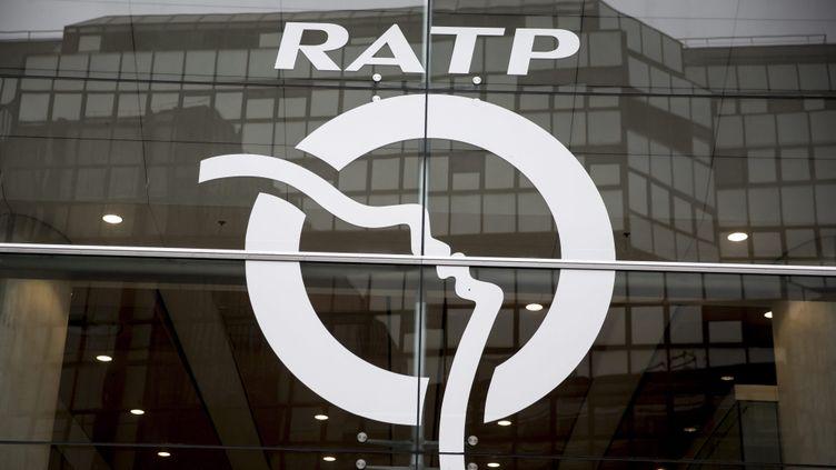 (Logo RATP © Maxppp)