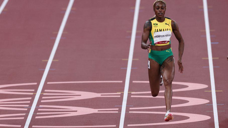 """DIRECT. JO 2021 : Elaine Thompson-Herah couronnée sur 100 m en 10""""61 avec un triplé de la Jamaïque, les judokas français champions olympiques... Suivez la journée à Tokyo"""