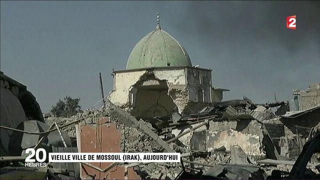 Mossoul : l'État islamique chassé de la mosquée Al Nouri par l'armée irakienne