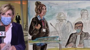Procès du 13-Novembre : l'heure du témoignage pour les victimes du Bataclan (FRANCE 2)