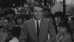 Claude François. (FRANCE 3)