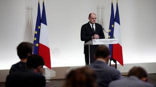 Le Premier ministre Jean Castex, le 3 décembre 2020. (BENOIT TESSIER / POOL / AFP)