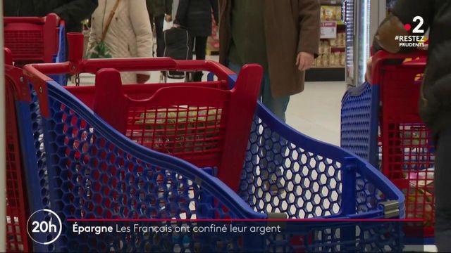 Épargne : les Français ont aussi confiné leur argent