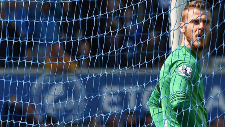 Le gardien de Manchester United, David De Gea