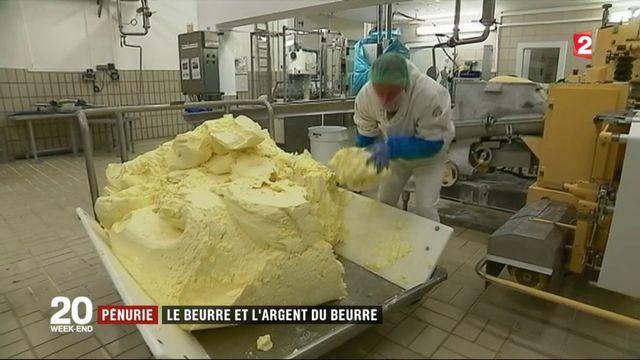 Pénurie : le beurre et l'argent du beurre