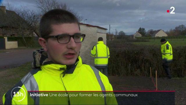 Saône-et-Loire : une école pour former les agents communaux