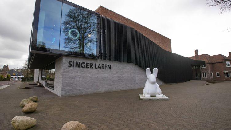 Le musée Singer Laren (Pays-Bas), où un tableau de Van Gogh a été volé dans la nuit du 29 au 30 mars (30 mars 2020) (PETER DEJONG/AP/SIPA / SIPA)