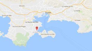 Le Leclerc de la Seyne-sur-Mer (GOOGLE MAPS / FRANCEINFO)