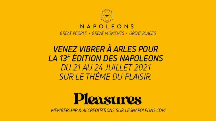 Pleasures 2021 (© Les Napoleons)