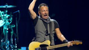 Bruce Springsteen à Paris  (BERTRAND GUAY / AFP)
