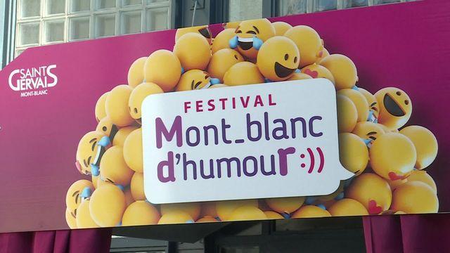 Mont-Blanc d'humour à Saint-Gervais