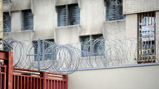 Une photo de l'extérieur de la prison de Metz-Queuleu, le 21 mai 2014. (JEAN-CHRISTOPHE VERHAEGEN / AFP)