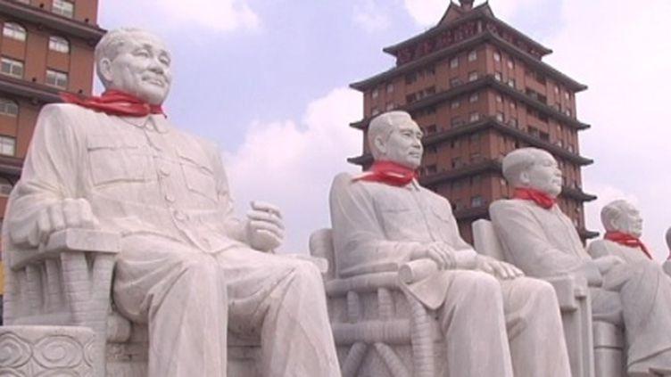 Les pères fondateurs de la Chine communiste. (FTV)