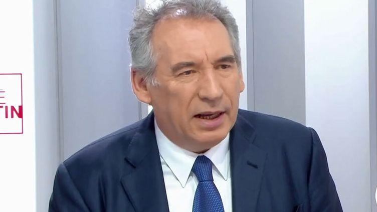 François Bayrou dans les 4 Vérités (France 2)