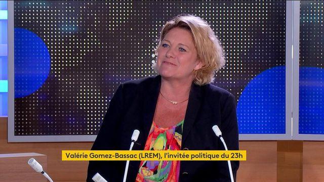 Députée LREM du Var, Valérie Gomez-Bassac prend position sur le pass sanitaire