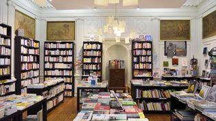 La librairie Quai des brumes à Strasbourg. (RIEGER BERTRAND / HEMIS.FR / HEMIS.FR)